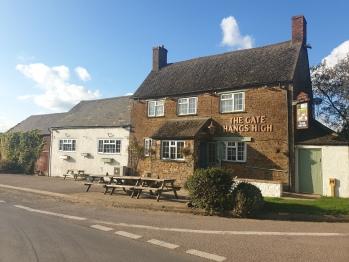 The Gate Hangs High - The Pub