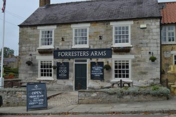 The Forresters Arms Kilburn - Front