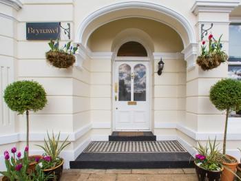 James' Place @ Brynawel - Front Entrance