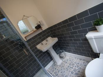 Standard-Double room-Ensuite with Shower - Base Rate