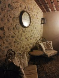 Mas en Baronnies Provençales,  pool house