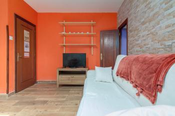 La Casa de Mamasita habitación con salón
