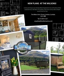 Hut-Superior-Ensuite with Shower-Mountain View-Buttercup - Base Rate