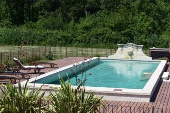 La piscine 15 x 6