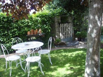 Salon de jardin du Nid d'Omer