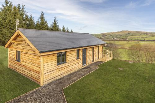 Cabin-Deluxe-Ensuite with Bath-Countryside view-Woodside lodge