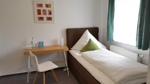 Standard-Einzelzimmer-Gartenblick-Eigenes Badezimmer