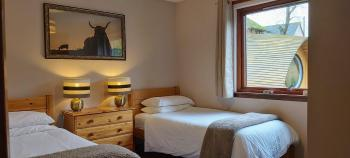 Eriskay Guest House: Twin Ensuite
