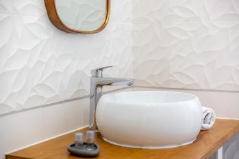 Appartement Latte salle d'eau