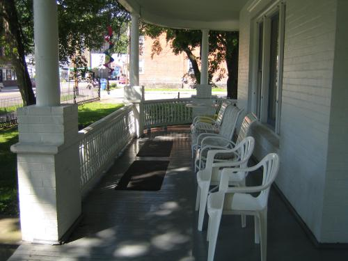 Glen Manor Porch