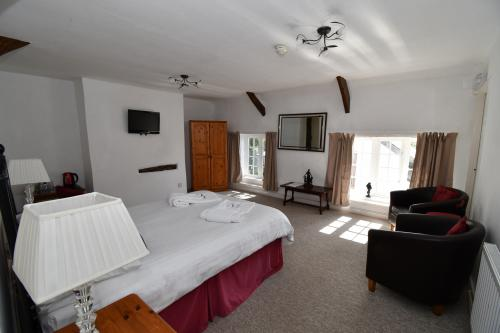 Double room-Superior-Ensuite-Countryside view