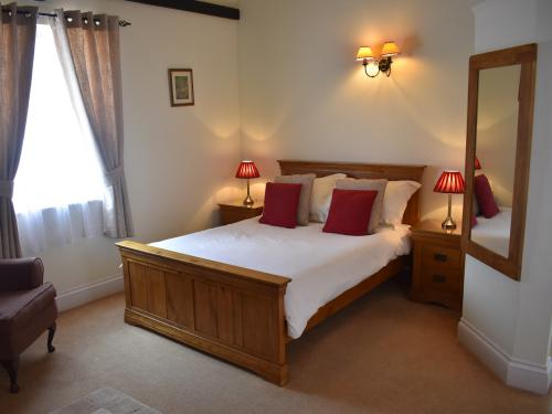 2 bedroom Family Suite. Double room with an adjoining twin room.