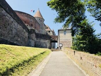 Villa Castel Chambres d'hôtes B&B - dieppe Castle museum