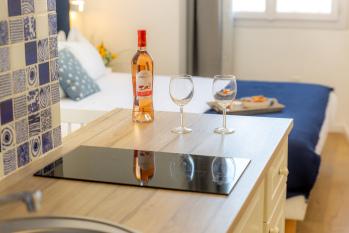 Cuisine appartement Méditerranée