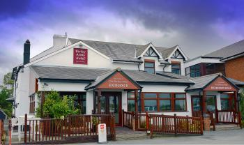 The Birley Arms Hotel  -