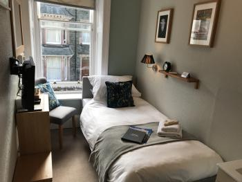 Room 3 - Single with shared shower room