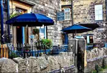 No11 Bistro-Bar & Rooms - Patio, out door seating