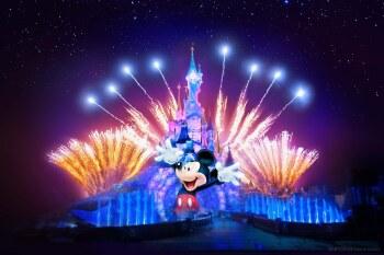 Parc d'attraction Disneyland Paris