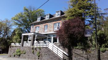 The Countryman Hotel - A beautiful Victorian family run Hotel/B&B Camelford