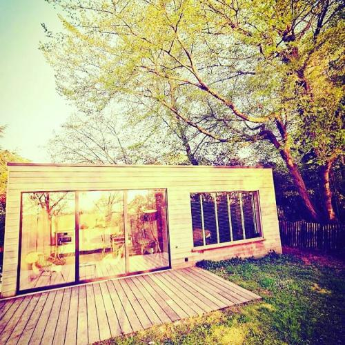 Bungalow-Deluxe-Ensuite with Shower-Garden View-Boshuis - Base Rate