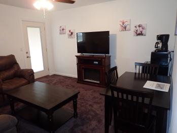 Suite 205 Living Room