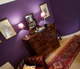 Family suite at Augill Castle