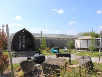 Pod & Yurt