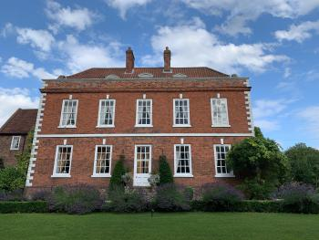 Bardney Hall Exterior 2
