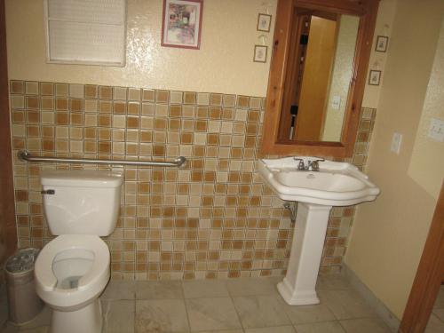 Cabin-Ensuite with Jet bath-Cottage-Mountain View-Cabin 20, Wheelchair acce
