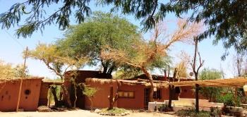 Rancho Quitapenas, casa familiar
