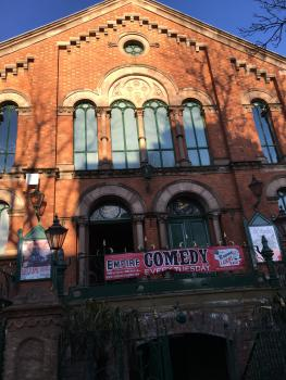 Empire Music Hall ~ Live Bands & Comedy ~ 3 Minutes Walk