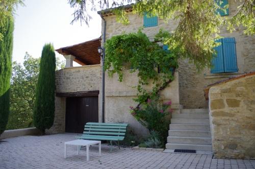 Gîte-Terrasse - 4 personnes-Salle de bain privée séparée-Vue sur Jardin