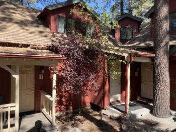 1 Bedroom Lodge at Cozy Hollow- sleeps 4 at Cozy Hollow 2 -