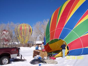 2020 Snowball Balloon Rally