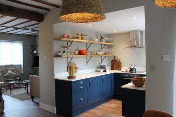 Seascape Hideaways at Mortehoe - Kitchen