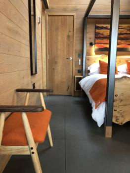Cabin-Deluxe-Ensuite with Shower-Sea View-Darach - Base Rate
