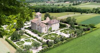 vue d'ensemble du château en 2015