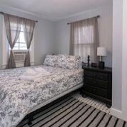 Queen-Queen-Private Bathroom-B and W Room - Base Rate