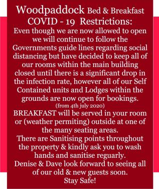 Covid staying safe info