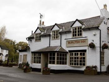 Burlton Inn - Pub Front