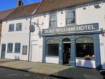 Duke William Hotel - Front Entrance