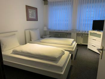 Apartment-Standard-Ensuite Bad-2 Schlafzimmer - Booking.com Messe