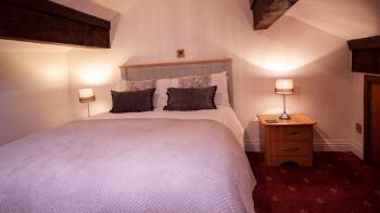 Self Catering Double Bedroom