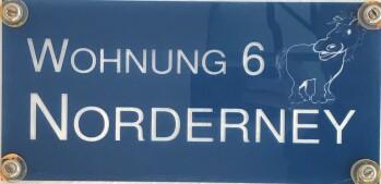 Ferienwohnung-Eigenes Badezimmer-6 Norderney - Standardpreis