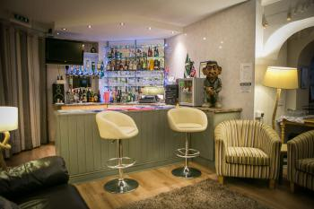 Bar is open to guests in the evenings Tues - Sunday