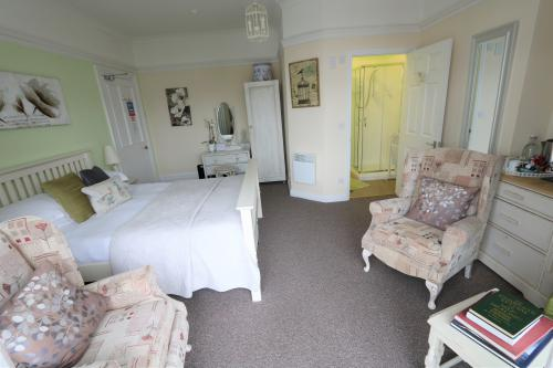 Double room-Superior-Ensuite with Shower-Balcony-Sea View - 1st Floor