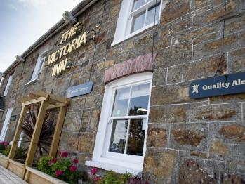The Victoria Inn - B&B, Truro, Cornwall