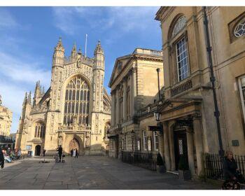 Bath Abbey & The Roman Baths