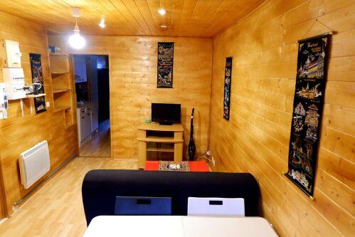 Salon de l'appartement Cosy 2