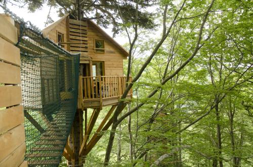 La cabane du bois Mauret